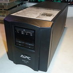 APC SMART UPS SMT750i VA LCD TOWER UPS